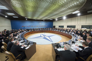 Meetings of the Ministers of Foreign Affairs at NATO Headquarters in Brussels - Meeting of the North Atlantic Council