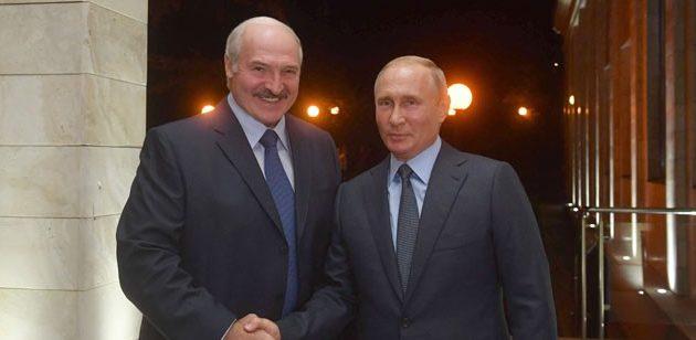 Лукашенко и Путин согласовали предварительную дату встречи с участием членов правительств