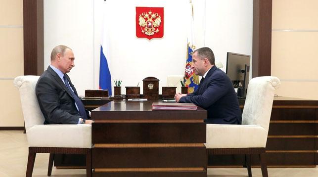 Путин новому послу Бабичу: с Беларусью нас связывают особые отношения, это главный партнер России