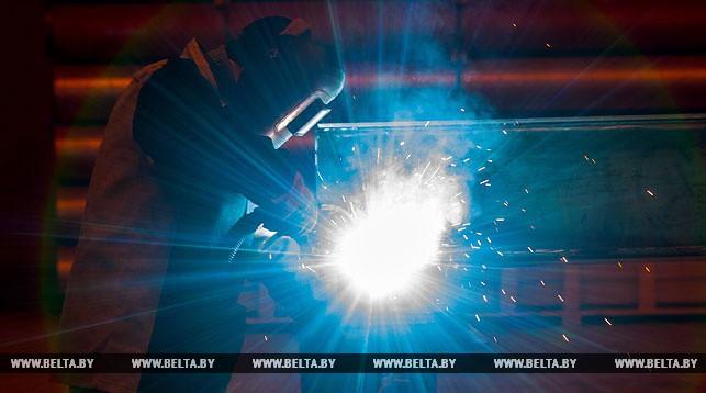 Промпроизводство в Беларуси в январе-июле увеличилось на 7,5%