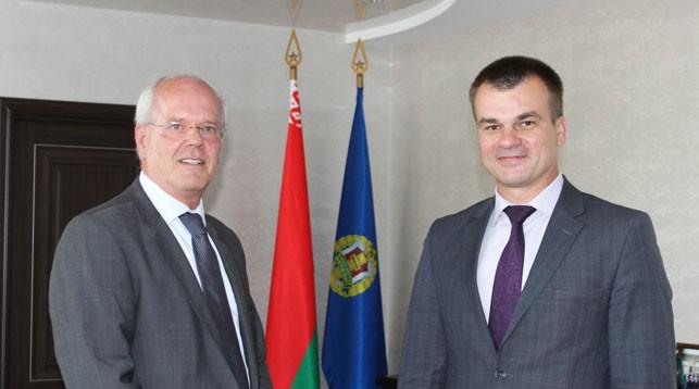 Беларусь ознакомится с опытом Германии по защите персональных данных
