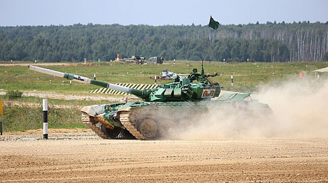 Белорусский экипаж вышел в полуфинал