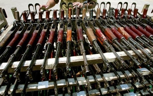 Германия предложила ЕС выкупить оружие у балканских стран