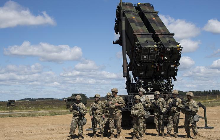 Швеция закупит в США систему противовоздушной обороны Patriot