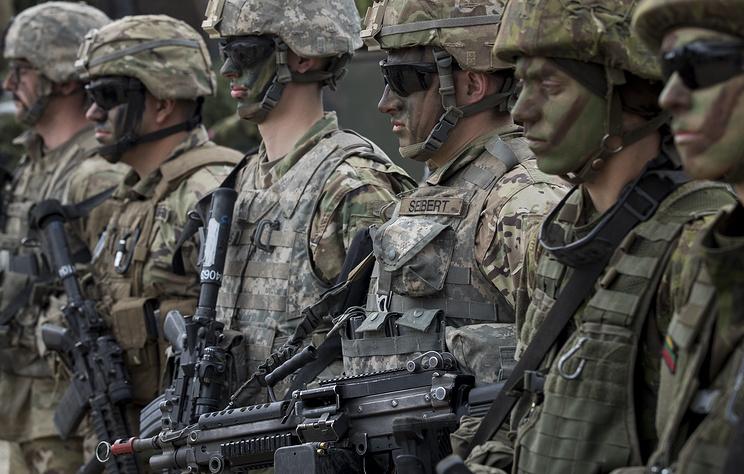 В НАТО заявили, что действия на востоке альянса носят оборонительный характер