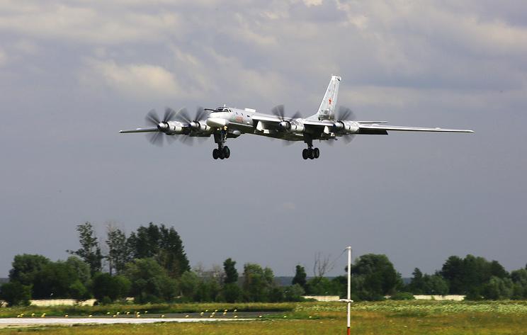 Минобороны получит первый стратегический ракетоносец Ту-95МСМ в этом году