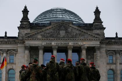 США заподозрили встрахе перед сотрудничеством России иГермании