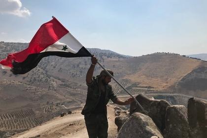 Сирийские ПВО сбили два израильских беспилотника