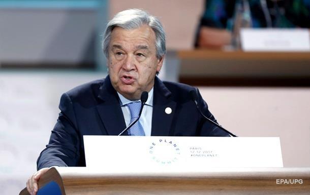 США утрачивают статус мирового лидера – генсек ООН