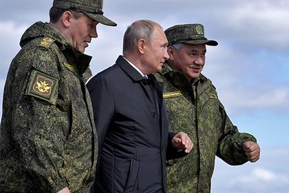 Путин заявил онежелании России воевать