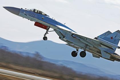 Названо «ставящее вступор» преимущество Су-35