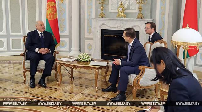 Лукашенко поддерживает идею о придании ОБСЕ большей роли в решении международных проблем