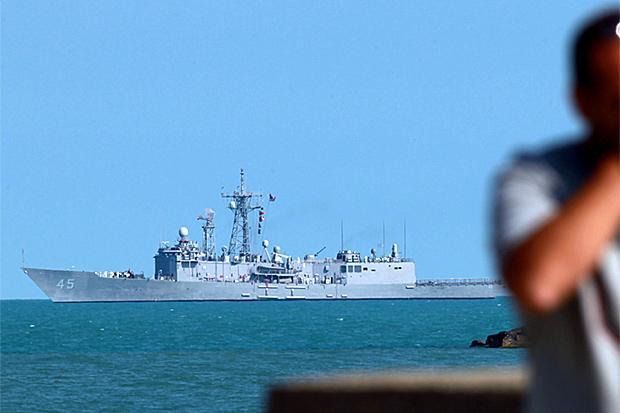 Американские фрегаты нанесут удар по Черноморскому флоту России