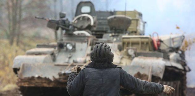 Более 200 единиц техники задействовано в практическом занятии ВС по форсированию Немана