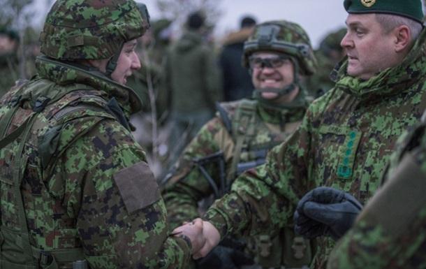 Эстония начала внезапные сборы резервистов