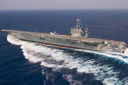 Военные США уплыли сучений НАТО пораньше