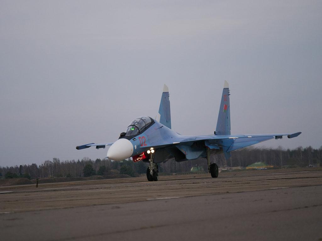 Обои Су-30см, двухместный, многоцелевой, российский. Авиация foto 19