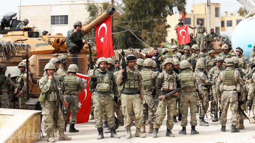 Бой под Триполи: турецкая армия понесла потери в Ливии |